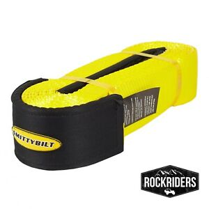 Smittybilt 2 Inch 20 Foot Tow Strap Cc220 Truck Wrangler Suv Off Road Overland