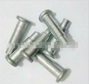 High Quality Auto Parts Semi Hollow Support Nails Step Rivets Aluminum Alloy