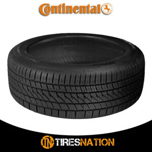 1 New Continental Purecontact Ls 205 50r17xl 93v Tires