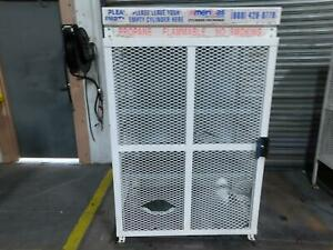 Tank Propane Exchange Cage 44 In X 29 1 2 In X 69 In T122240