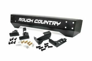 Rough Country Front Stubby Bumper Fits 1987 2006 Jeep Wrangler Tj Yj Modular