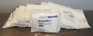 Welch Allyn 39023 Disposable Soft Blood Pressure Cuff Adult 2 Tube Sc Lot Of 80