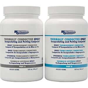 Mg Chemicals Thermally Conductive Epoxy Encapsulating And Potting Compound 15
