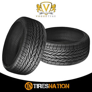 2 New Vogue Signaturev 235 45r17 97w Xl Tires