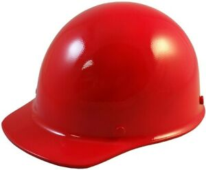 Msa Skullgard Cap Style Hard Hat With Stazon Suspension Pick Your Color