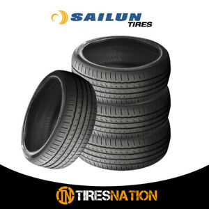 4 New Sailun Atrezzo Sva 1 235 45 17 97w Superior Traction All Season Tire