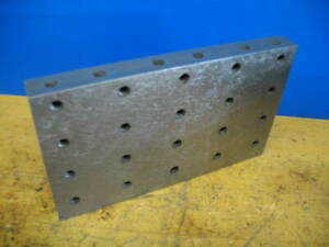 Moore Jig Borer Grinder 10 X 6 X 2 1 4 Right Angle Parallel vgc