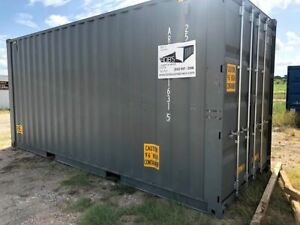 20 Hc new Shipping Container Includes Delivery In San Antonio Area