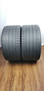 2 Two Tires Excellent Michelin 325 30 21 Zr Pilot Super Sport 108y Nopatch 50242