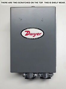 Dwyer Fc 1000 Ac Electric Motor Variable Speed Remote Controller Fan Nema Usa