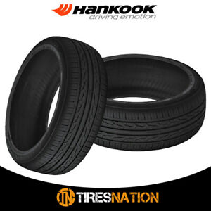 2 New Hankook Ventus V2 Concept2 H457 215 45 17 91v High Performance Tire