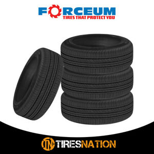 4 New Forceum Ecosa 175 70r14 84t All Season Performance Tires