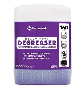 Member s Mark Commercial Heavy Duty Degreaser 5 Gal