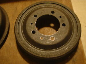 67 68 69 70 71 Willys Jeepster Commando 11 Front Brake Drum New