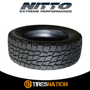 1 New Nitto Terra Grappler 285 75 16 122q All Terrain All Season Tire