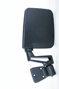 Left Driver Side Mirror For 1987 1995 Jeep Wrangler Ch1320102