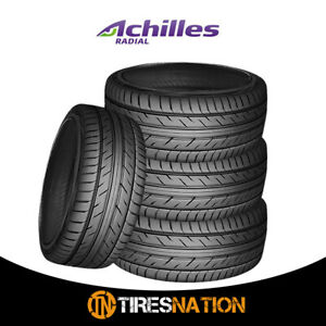 4 New Achilles Atr Sport 2 245 40r19 xl 98w Tires