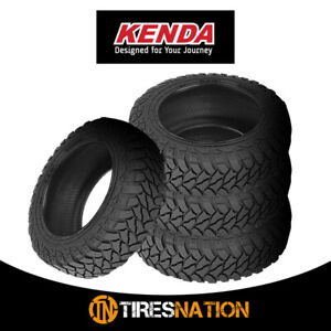 4 New Kenda Klever M t Kr29 35x12 5x22 120q High Off road Traction Tire