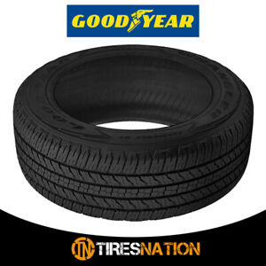 1 New Goodyear Wrangler Fortitude Ht 245 70 16 107t Premium Highway Tire