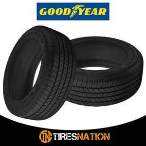 2 New Goodyear Wrangler Fortitude Ht 245 70 16 107t Premium Highway Tire
