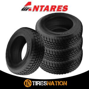 4 New Antares Smt A7 255 70 16 111s Off Road Performance Tire