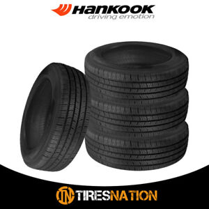 4 New Hankook Kinergy Pt H737 185 65 14 86h Premium Touring All Season Tire