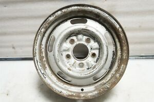 1968 Camaro Nova Kelsey Hayes Rally Wheel 14 x6 Xn Drum Brake rf1