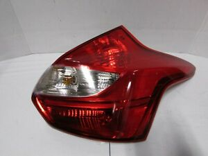 2012 2013 2014 Ford Focus Hatchback Oem Right Tail Light T1