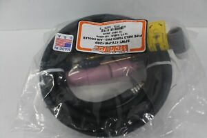 Weldtec Spwt 17v pw 12 r Tig Torch Kit 10 Cable 150 Amps B57486a ok