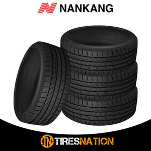 4 New Nankang Ns 25 All Season 215 40r18 xl 89h Tires