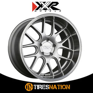 1 Xxr 530d 18x10 5 5 4 5 73 1 Hub 20 Offset Silver Ml Wheel Rim