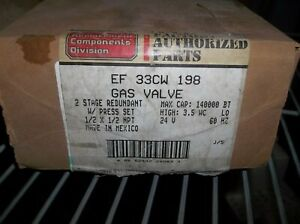 Carrier Bryant White Rodgers 36e55 203 Ef33cw198 Furnace Gas Control Valve