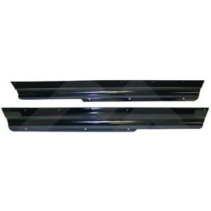 63002 Tj4910 Rt26046 Rt Off road Rocker Panel Guards Set Of 2 New Lh