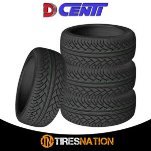 4 New Dcenti D9000 275 45 20 110v All season High Performance Tire