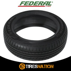 1 New Federal Formoza Gio P165 50r15 73v All Season Traction Tires