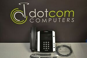 Polycom Vvx601 Voip Ip Sip Gigabit Business Media Phone 2200 48600 025