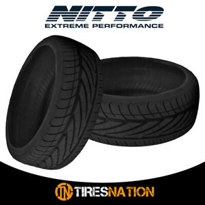 2 New Nitto Nt Geo Neogen 205 50 15 89v Ultra High Performance Tire