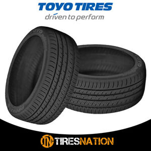 2 New Toyo Proxes 4 Plus 315 35 20 110y Ultra High Performance Tire
