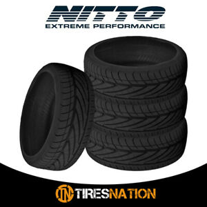 4 New Nitto Nt Geo Neogen 205 50 15 89v Ultra High Performance Tire