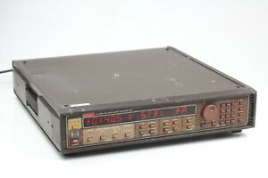 Keithley 237 High Voltage Source measure Unit 3