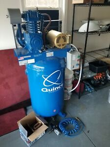 Quincy Qt 5 5 hp 3 ph 80 gal Air Compressor