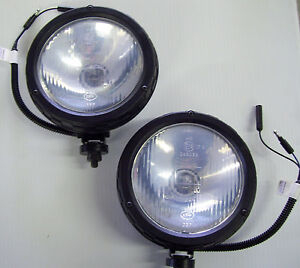 New Factory Jeep Off Road Fog Lights Usa Made Set Of 2 68004844aa
