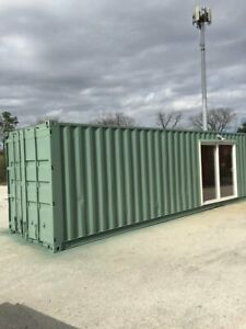 40ft Basic Office Price Includes Delivery In Houston
