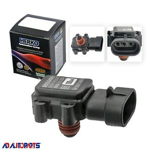 Herko Fuel Injection Manifold Pressure Sensor Mps701 For Cadillac Chevrolet