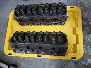 Ford 302 Heads Small Block