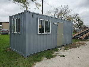 20ft Premium Office built W New Container Price Includes Delivery In Austin