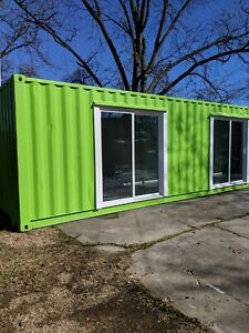 40ft Premium Office Price Includes Delivery In Dallas Only