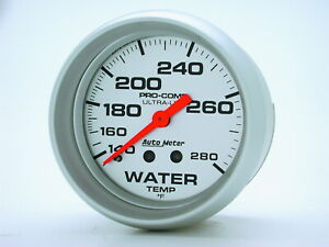 Auto Meter 4431 Gauge Water Temperature