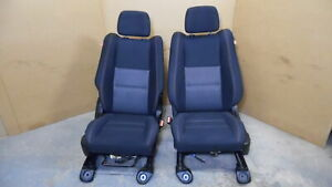2014 2019 Jeep Grand Cherokee Front Cloth Bucket Seats W Airbag Rh Lh Oem