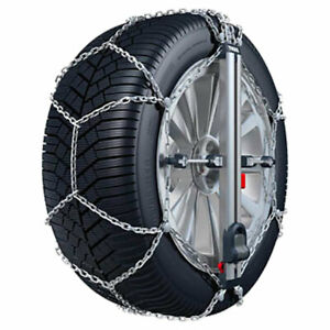 Snow Tire Chains Thule konig Easy Fit Cu 9 Gr 075 205 50 16 9 Mm Thickness